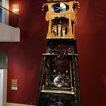 Millium Clock - fascinating but slightly bizarre