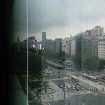 Vista desde la habitación 1002