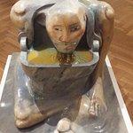 Una escultura testimonio de un método de tortura