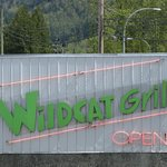 Wildcat Grill sign