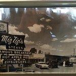 Vintage photo of Miz Zips