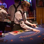 Diamond Tooth Gerties Gambling Hall Foto