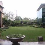 Buddha Courtyard