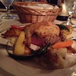 Beef Wellington (Filet Mignon)