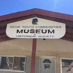 Ridge Route Communities Historical Society and Museum