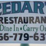 Cedar's Restaurant