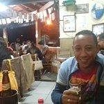 Ambiente agradável, gostoso pra tomar uma cerveja bem gelada e degustar uma boa comida de boteco