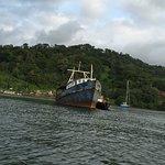 Una Bonita experiencia, navegar y hacer un poco de buceo con esnórquel.