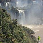 Un día radiante en las Cataratas del Iguazú