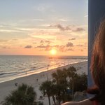 One of our favorite beach hotels! Beautiful sunsets, great beach bar, always a great time!  We l