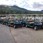 Waterville Valley Golf Course Photo