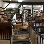 This is my favorite place in Fredericksburg!!! This is a cozy second hand books store, beautiful