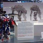 Transformers Display