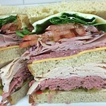 Charlies Dagwood Sandwich