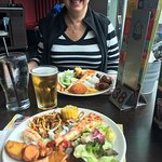 Great food, great value, super variety of dishes!