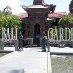 Foto de Bali Garden Beach Resort