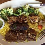 Foto de Dishdash Middle Eastern Grill