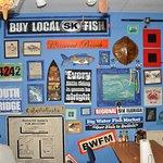 Foto de Big Water Fish Market