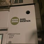 Basel Backpack entrance