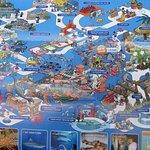 Map of Seaquarium