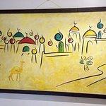 Arab Street - Painting