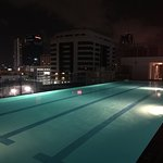 Great rooftop Pool