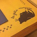 Photo de La gatta mangiona