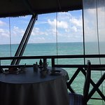 'The Kelong' restaurant- lunch with a beautiful view....