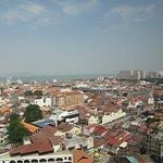 View of Penang road