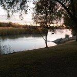 Orange river at Oranjerus