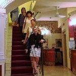 Ingresso. Hotel Roma Assisi