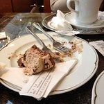 Kuchen im Cafe Reichard Köln