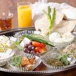 grandmother's breakfast (oriental)