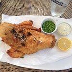 Fish & chips! YUM