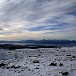 Skye and Raasay from the Beallach na Ba, mid-way to Applecross