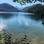Alpensee (5mins walk away) has a lovely walk along the lake