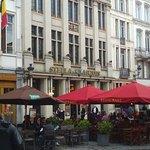 La Madeleine Grand Place Brussels Foto