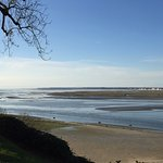 Vue sur la baie de Somme