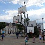 Arbre basket-ball