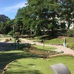 """""""Sunnday Golf at Kalmar"""" Eine wunderschöne Mini-Golf Anlage im Centrum von Kalmar. Sehr gepflegt"""