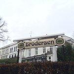 Fachada do Restaurante Brodersen