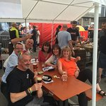 Another great beer festival. Great beers and food as well. Thanks to all the staff for being fri