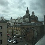 Great view of the Liver building