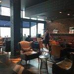 Cute lobby/reception area