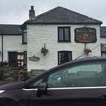 Here are the pictures of our trip to the male tees arms, ending with me happily full and satisfi