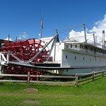 bateau à roue