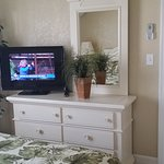 Flat TV all bedrooms
