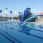 Swimming Pool  2.5 blocks walk