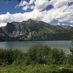 Udsigt til Phelps Lake