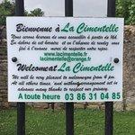 Photo de La Cimentelle